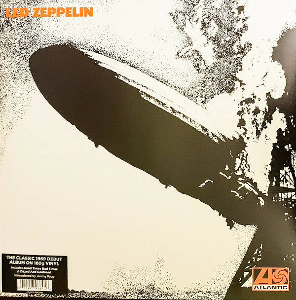 Led Zeppelin ‎– Led Zeppelin  [idnr:13114]