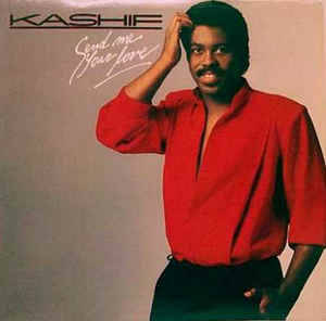 Kashif ‎– Send Me Your Love  [idnr:10355]