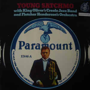 Louis Armstrong – Young Satchmo [idnr:08569]