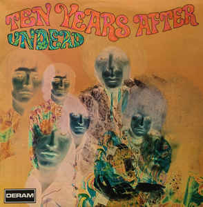 Ten Years After – Ten Years After Undead [idnr:06822]