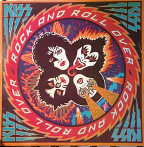 Kiss ‎– Rock And Roll Over [idnr:13248]