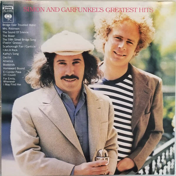 Simon & Garfunkel ‎– Simon And Garfunkel's Greatest Hits  [idnr:13267]