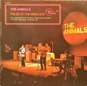 Animals, The – House Of The Rising Sun [idnr:13665]