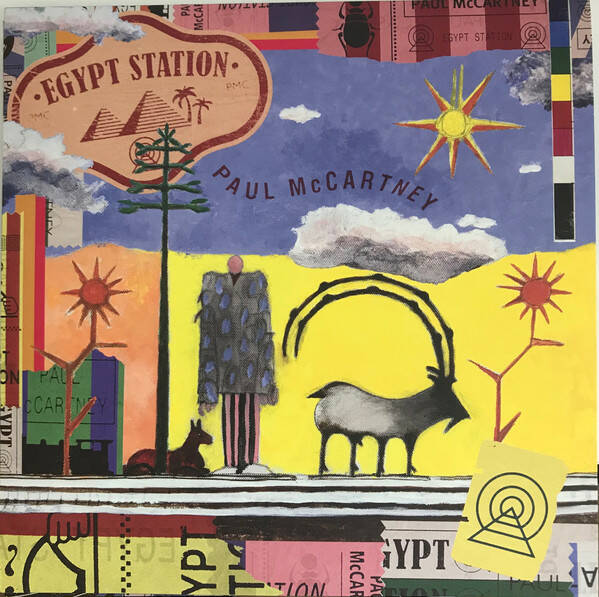 Paul McCartney ‎– Egypt Station  [idnr:10658]