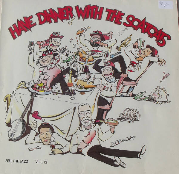Scat Cats, The ‎– Have Dinner With The Scat Cats  [idnr:13167]