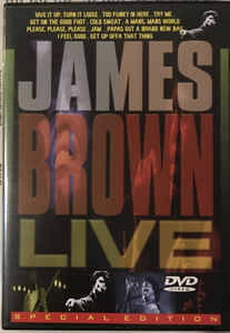 James Brown – Live At Chastain Park  [idnr:60063]
