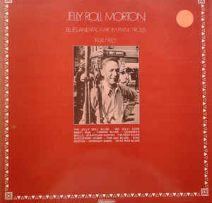 Jelly Roll Morton – Blues And Rags From Piano Rolls [idnr:15118]
