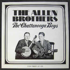 Allen Brothers, The – The Chattanooga Boys [idnr:11861]