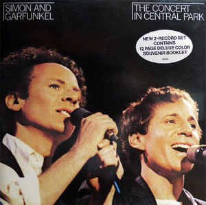 Simon And Garfunkel  – The Concert In Central Park  [idnr:13062]