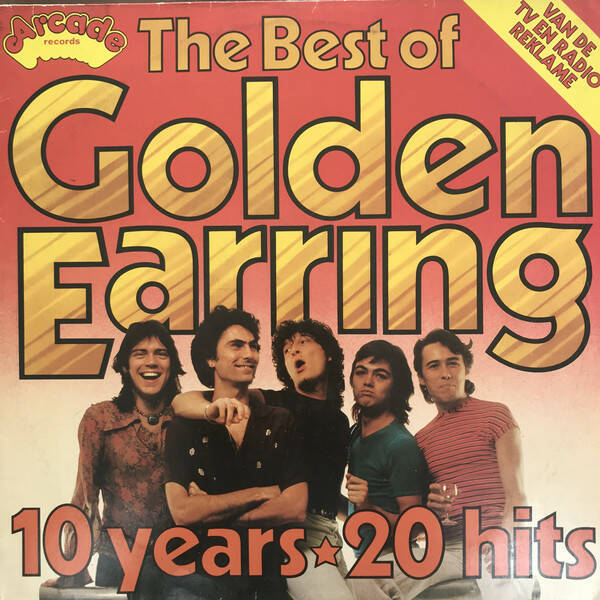 Golden Earring ‎– The Best Of Golden Earring 10 Years 20 Hits  [idnr:13400]