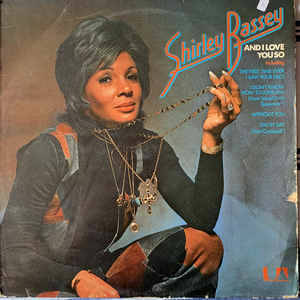 Shirley Bassey – And I Love You So [idnr:15274]