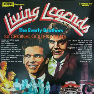 Everly Brothers, The – Living Legends [idnr:13774]