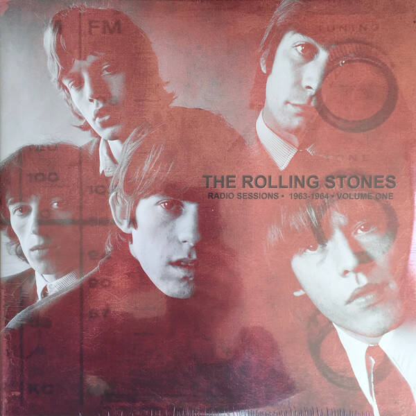 Rolling Stones, The – Radio Sessions 1963-1964 Vol. One  [idnr:10123]