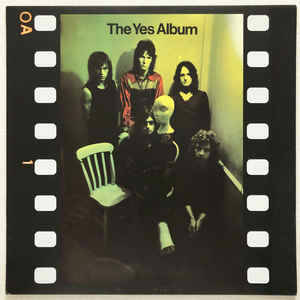 Yes – The Yes Album [idnr:12905]