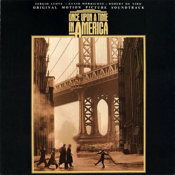 Ennio Morricone – Once Upon A Time In America  [idnr:13293]