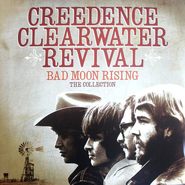 Creedence Clearwater Revival – Bad Moon Rising  [idnr:13323]