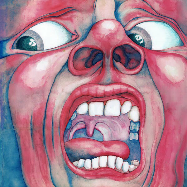 King Crimson ‎– In The Court Of The Crimson King  [idnr:13125]