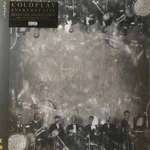 Coldplay ‎– Everyday Life [idnr:13794]