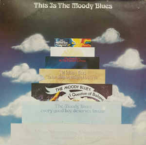 Moody Blues, The ‎– This Is The Moody Blues [idnr:13778]