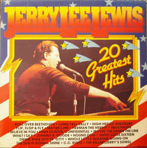 Jerry Lee Lewis – 20 Greatest Hits [idnr:13878]