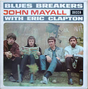 John Mayall With Eric Clapton – Blues Breakers [idnr:15214]