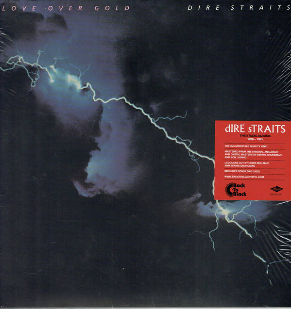 Dire Straits – Love Over Gold   [idnr:12761]