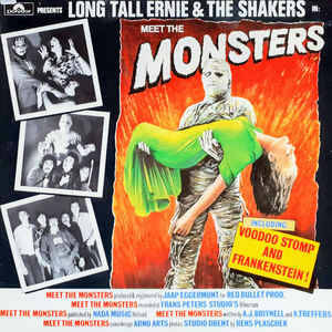 Long Tall Ernie & The Shakers – Meet The Monsters  [idnr:14390]