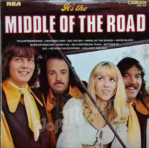 Middle Of The Road – It's The Middle Of The Road  [idnr:14219]