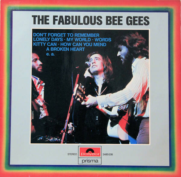 Bee Gees, The ‎– The Fabulous Bee Gees  [idnr:13374]