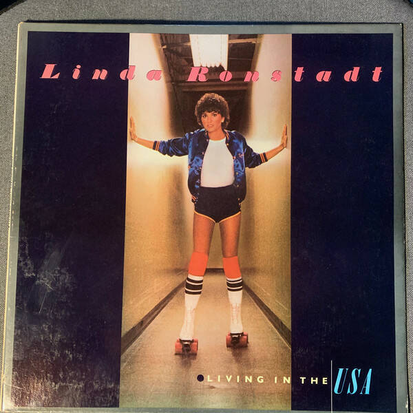 Linda Ronstadt – Living In The USA  [idnr:13359]