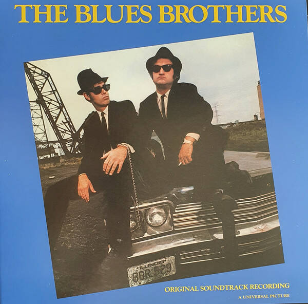 Blues Brothers, The ‎– The Original Soundtrack  [idnr:13309]