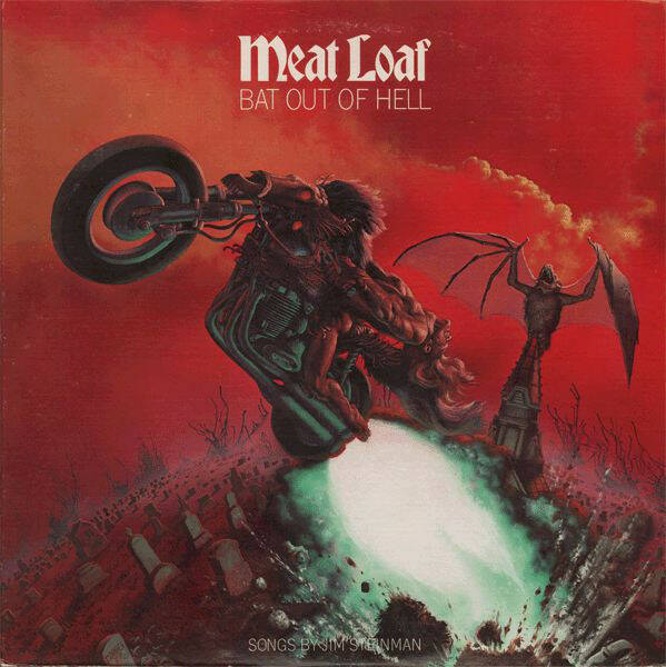 Meat Loaf – Bat Out Of Hell  [idnr:13288]