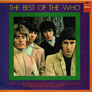 Who, The – The Best Of The Who [idnr:11418]