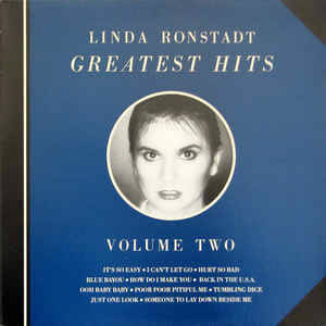 Linda Ronstadt – Greatest Hits Volume Two [idnr:13223]