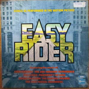 Easy Rider - (soundtrack) [idnr:12515]