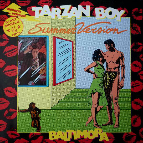 Baltimora ‎– Tarzan Boy (Summer Version)  [idnr:13369]