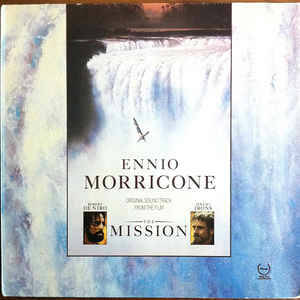 Ennio Morricone ‎– The Mission [idnr:12185]