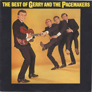 Gerry And The Pacemakers – The Best Of  [idnr:15049]