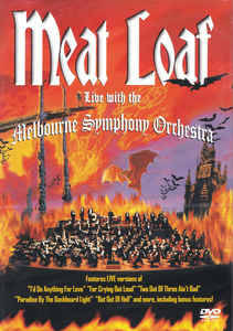 Meat Loaf With The Melbourne Symphony Orchestra – Bat Out Of Hell Live  [idnr:60099]