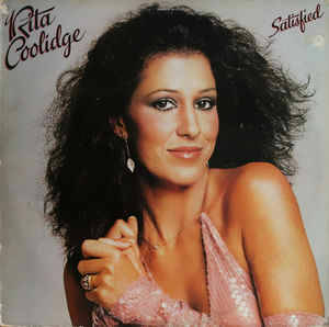 Rita Coolidge ‎– Satisfied [idnr:13532]