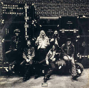 Allman Brothers Band, The – The Allman Brothers Band At Fillmore East  [idnr:12971]