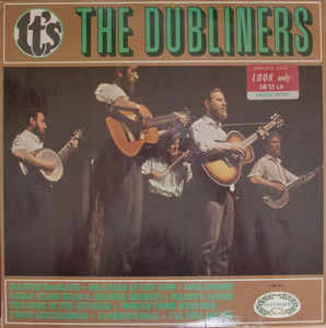 Dubliners, The  ‎– It's The Dubliners [idnr:13481]