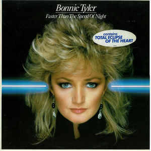 Bonnie Tyler – Faster Than The Speed Of Night [idnr:08634]