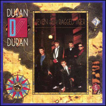Duran Duran ‎– Seven And The Ragged Tiger  [idnr:13363]