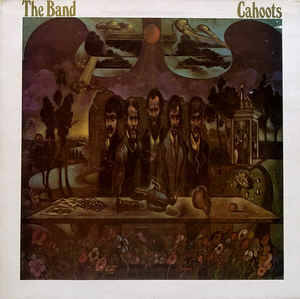 Band, The – Cahoots [idnr:11470]