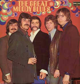 Moody Blues, The – The Great Moody Blues  [idnr:12673]
