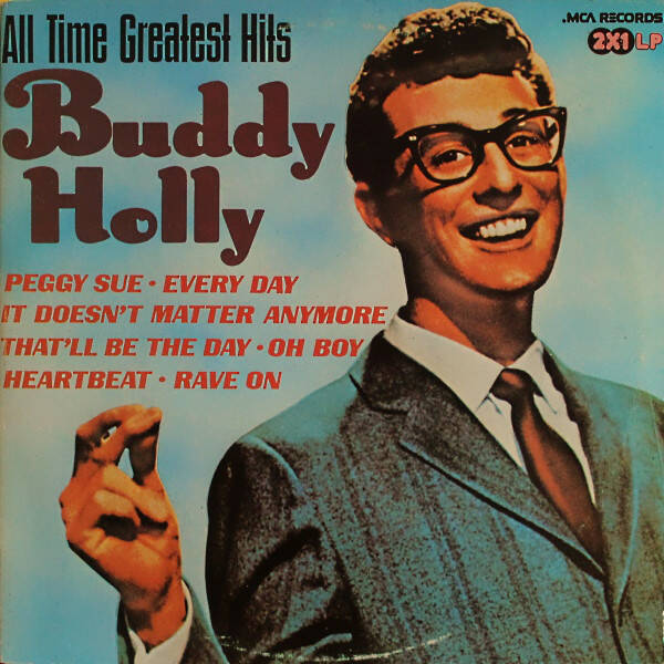 Buddy Holly – All Time Greatest Hits  [idnr:13353]