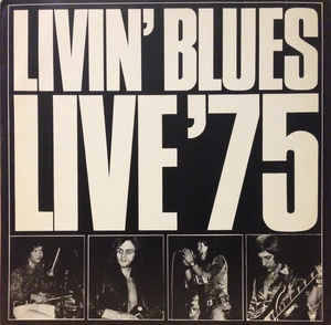 Livin' Blues ‎– Live '75  [idnr:12970]