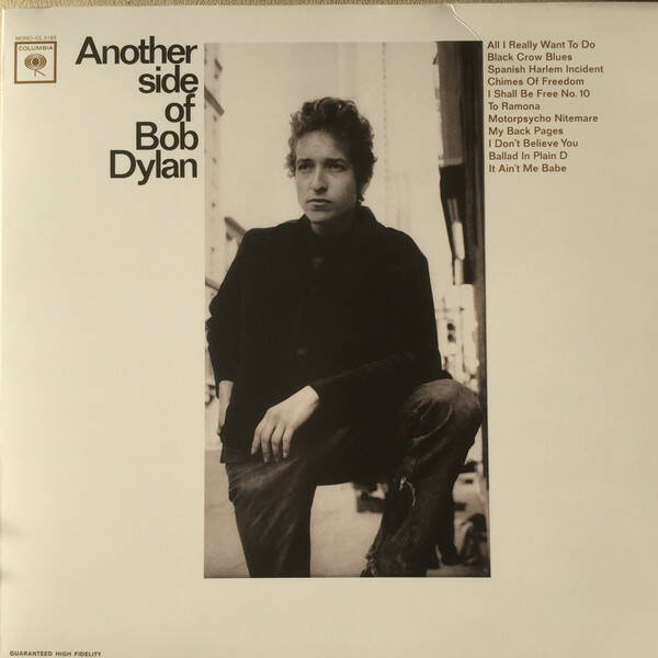 Bob Dylan ‎– Another Side Of Bob Dylan  [idnr:10461]