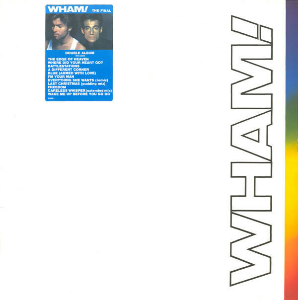 Wham! ‎– The Final  [idnr:13382]